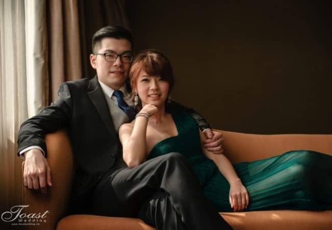 [台中婚禮紀錄] 致宏 + 嘉玄 婚攝@台中雅緻 Hotel ONE