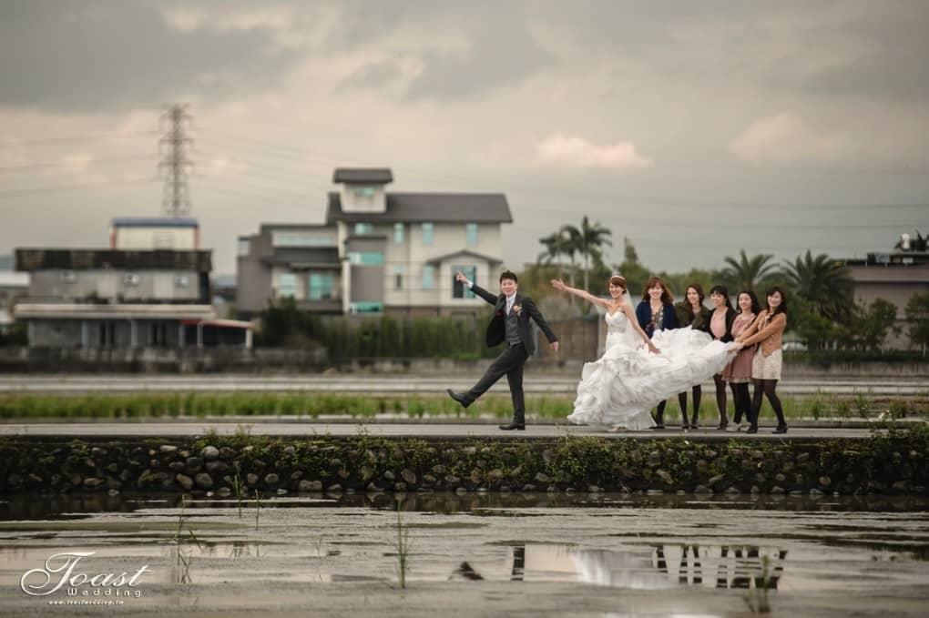 [宜蘭婚禮紀錄] Jeff + Sharon 婚攝@宜蘭自宅