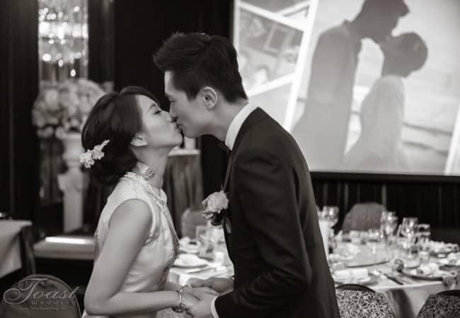 [台北婚禮紀錄] Pride + Angel 婚攝@華漾中崙