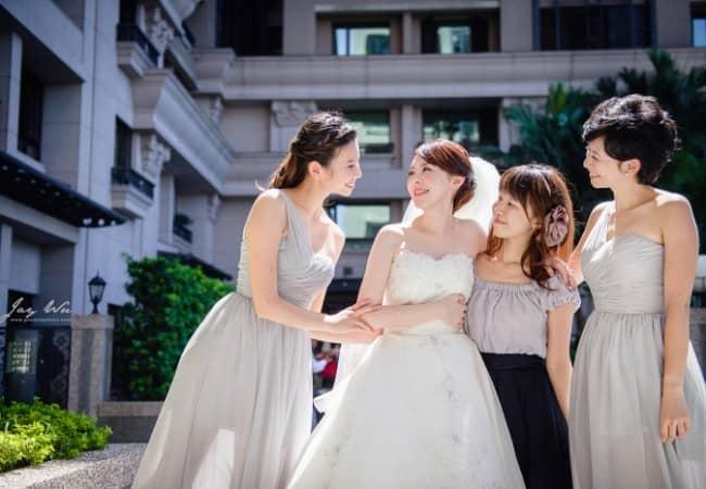[婚攝] 李維+映慈 婚禮記錄@台北君品酒店