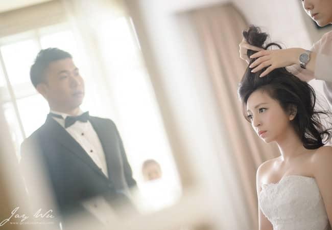 [婚攝] 吉宏+依潔 婚禮紀錄@福華飯店