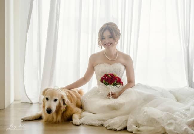 [婚攝]易書+一尹 婚禮記錄@台中心之芳庭