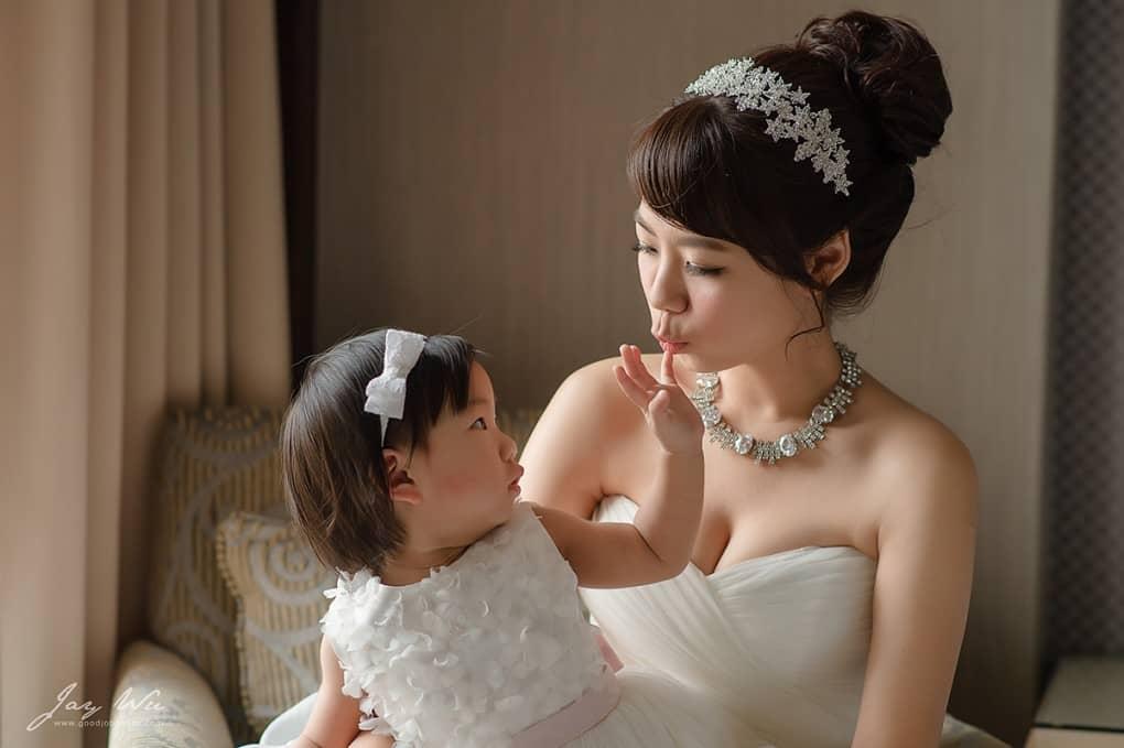 [婚攝] 易峯+欣儀 婚禮紀錄@台北饌巴黎