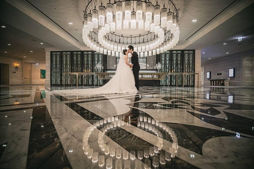 [婚攝] 子承+芷妮 婚禮記錄@文華東方酒店