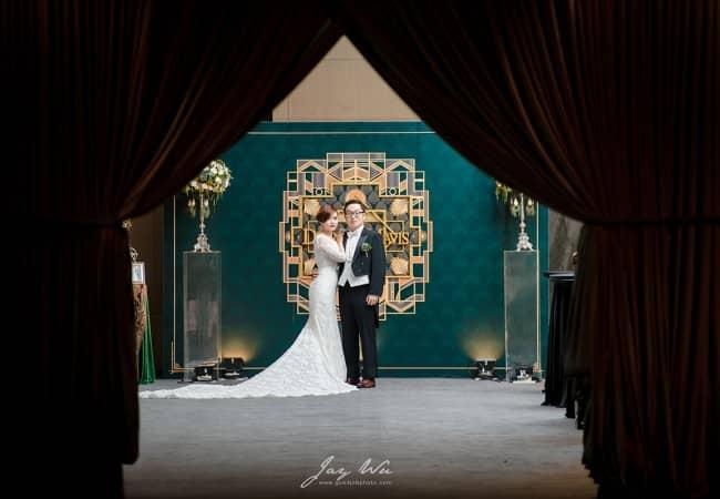 [婚攝]Danny+Mavis 婚禮記錄@寒舍艾美