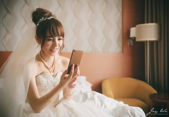 [婚攝]正偉+憶菁 婚禮紀錄@皇品國際酒店