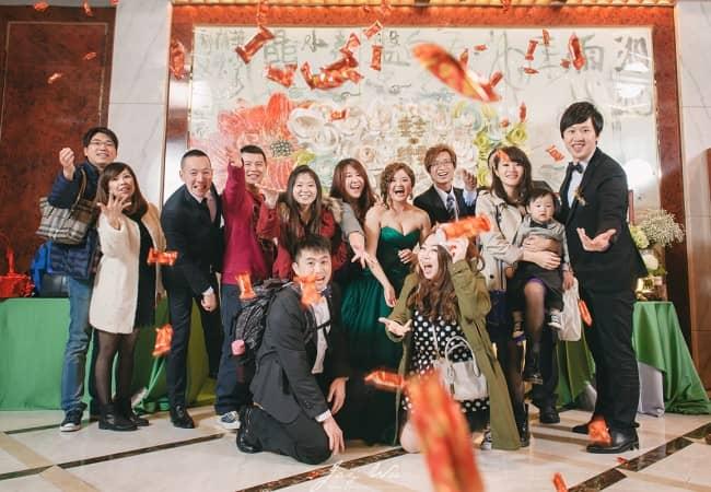 [婚攝]奕志+綉雯 婚禮紀錄@華漾大飯店