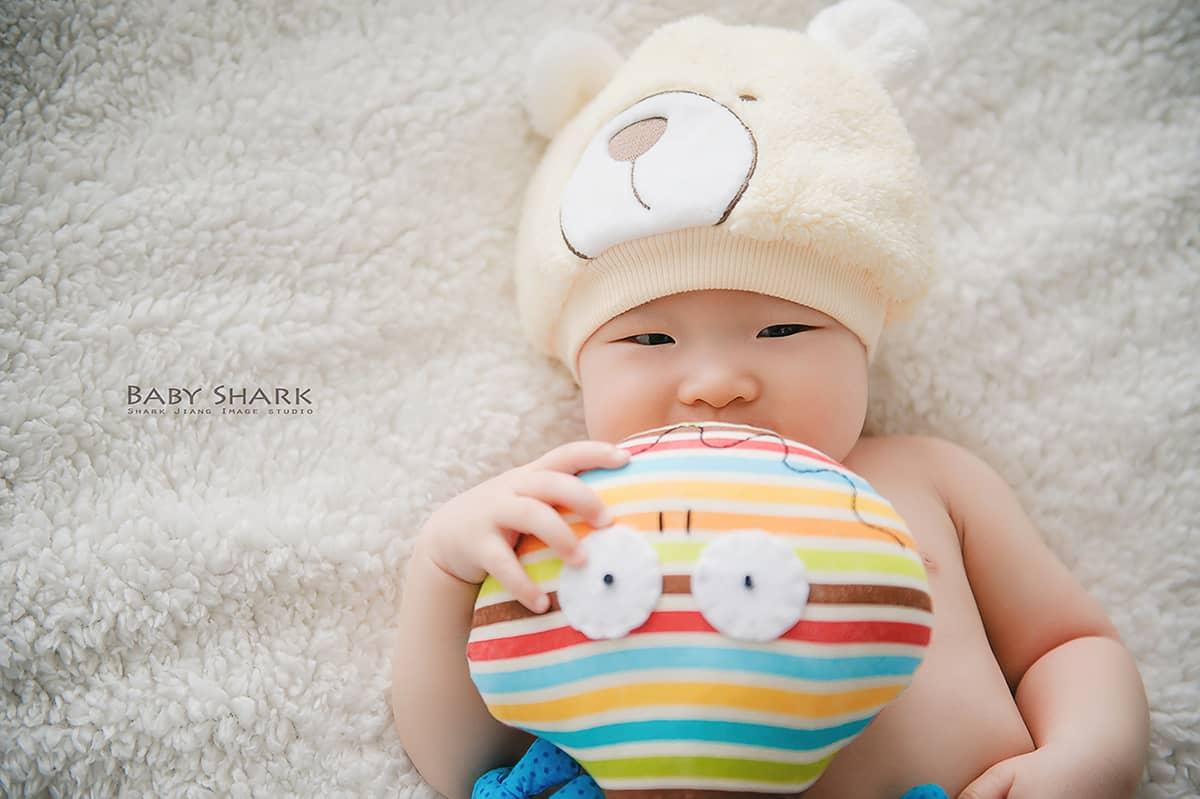 親子寫真,寶寶攝影,全家福,Baby Shark,台中